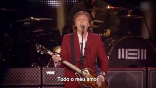 Paul McCartney - All My Loving (Legendado PT- BR) Live HD