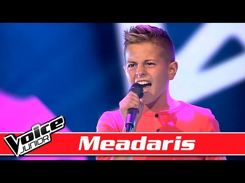 Meadaris synger: Beyoncé - 'Listen' - Voice Junior / Blinds