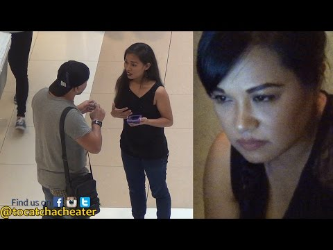 Philippines Edition: Wife Reacts to her Husband Put to Cheating Test!