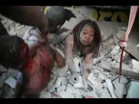 Temblor de tierra en Haitì 12 de Ene.2010