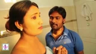 Indian Hot Girl Bathroom Romance   Leaked MMS   Video