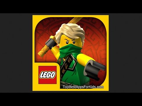 LEGO Ninjago Tournament Free Game App for Kids iPad iPhone