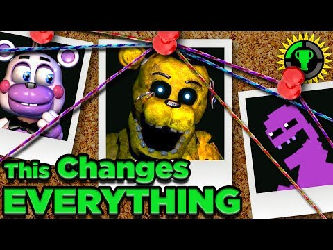 Xxx Mp4 Game Theory FNAF The Theory That Changed EVERYTHING FNAF 6 Ultimate Custom Night 3gp Sex