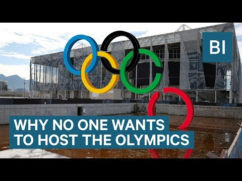 Why Hosting The Olympics Isn t Worth It Anymore