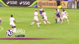 Bristol Academy Women 0-2 Birmingham City Ladies | Goals & Highlights