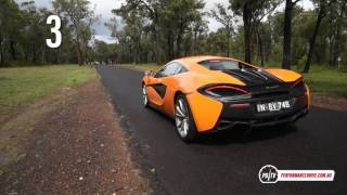 Top 5 quickest cars 0-100km/h tested by PDriveTV