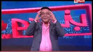 بنى آدم شو - حلقة قوية جدا ولقاء مع النجم شعبان عبد الرحيم بتاريخ الاربعاء 8-4-2015 - Bani adam show