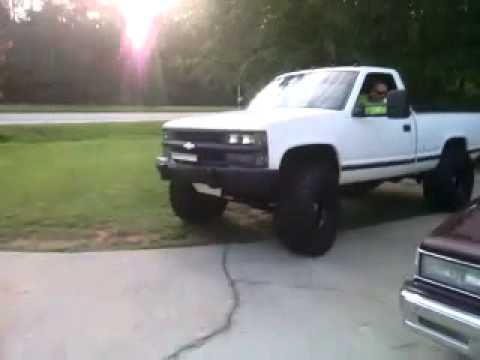1994 Lifted z71 8inches on 38s