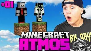 DIE UNMÖGLICHE CHALLENGE?! - Minecraft Atmos #01 [Deutsch/HD]