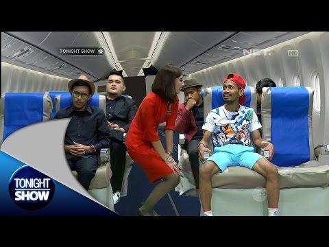 Cara Pramugari AirAsia Mengatasi Berbagai Karakter Penumpang Tonight s Challenge