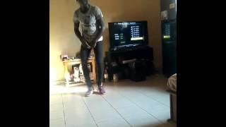 Challenge courbe dos (Bidoung Kpwatt danse)
