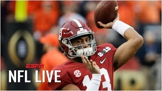Is tanking for Tua Tagovailoa worth it for NFL teams?   NFL Live