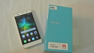 Huawei Honor 4C - Unboxing, Setup & First Look HD
