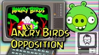 Angry Birds ZX Spectrum [Quick Play] | Nostalgia Nerd