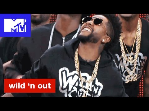 Xxx Mp4 Omarion Is Tongue Kissing On A Roller Coaster Official Sneak Peek Wild 'N Out MTV 3gp Sex