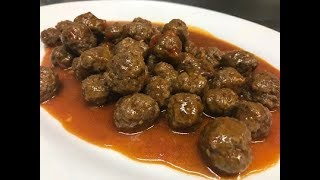 How To Make Moroccan Meatballs