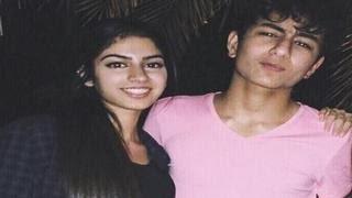 Saif's son Ibrahim Khan & Sridevi's daughter Khushi Kapoor CLICKED Together