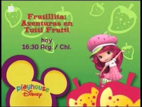 Playhouse Disney Bumpers y continuidades 2011 .