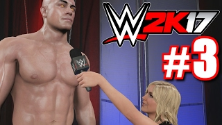 THE MOST DOMINANT FORCE IN THE WWE TODAY!  | WWE 2K17 | My Career #3