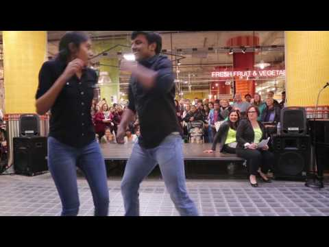 Hot Indian Dance Off 3 - Prelims - TeamDnA
