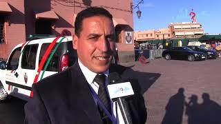 الإرشاد السياحي غير المرخص والسرقة وتأمين المآثر.. الشرطة السياحية تحمي مراكش