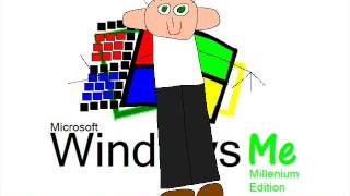 People And Windows Startup sounds- Logos COMPLETELY MSPainted