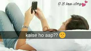 After breakup conversation between BF & GF