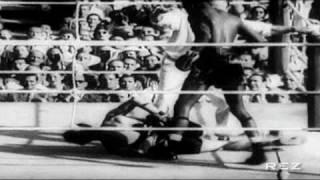 Sugar Ray Robinson Knockouts