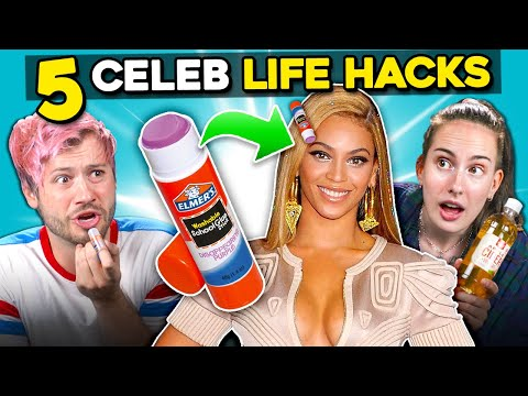 5 Celebrity Life Hacks You re Doing It Wrong