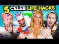 5 Celebrity Life Hacks | You