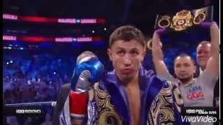 Gennady Golovkin ☆The KO King☆ Highlights