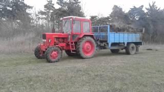 Belarus 952.2 Mtz 82 Mtz 80 trágyázás