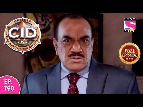 CID - Full Episode 790 - 5th October, 2018