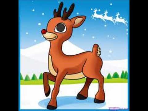 Rudolph The Red Nosed Reindeer Lyrics