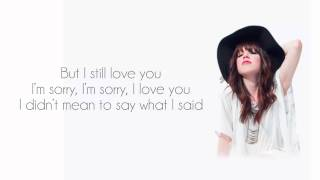 Carly Rae Jepsen - Your Type (Lyrics)