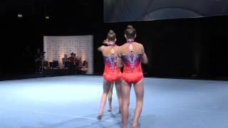 Richmond - DAWSON, WILLIAMS, WRIGHT 11-16 WP FINALS - Acro British 2014