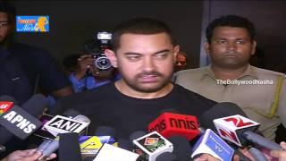Aamir Khan @ Tanu Weds Manu Returns Screening