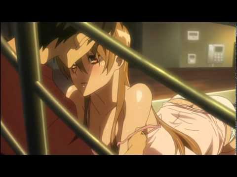 HOTD Takashi x Rei love scenes