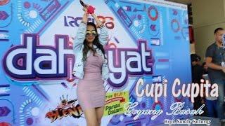 Cupi Cupita - Goyang Basah - Dahsyat RCTI 24 Agustus 2015 Bandung