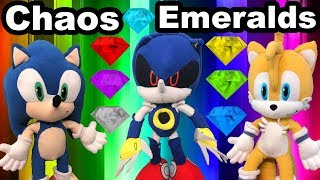 TT Movie: The Chaos Emeralds