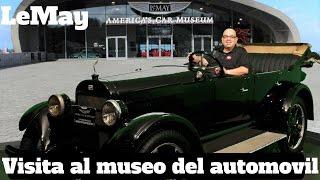 El museo de autos más grande de Estados Unidos. LeMay