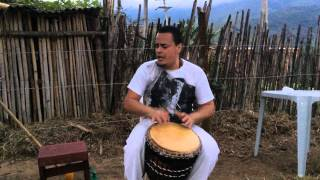 Toques de Atabaque para Umbanda e Candomblé - Professor Paulo de Xangô - Iemanjá rainha das ondas
