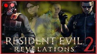 Teorias: Revelations 2 - Wesker, HUNK, Natalia y Gina [Resident Evil]