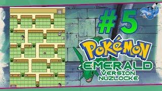Pokémon Emerald Nuzlocke #5 | A Trick House!