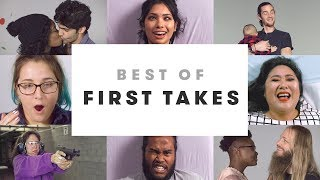 Best Slow Motion Reactions   Best of First Takes   Cut