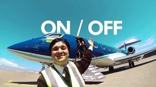 On/Off - Azerbaijan Airlines & Silk Way