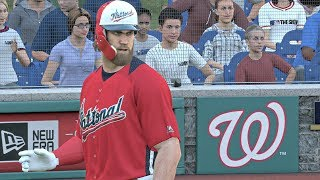 2018 MLB Home Run Derby @ Nationals Park – MLB The Show 18 HR Derby Simulation