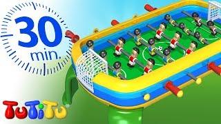 TuTiTu Specials | Foosball | Best Kids Toys | 30 Minutes Special