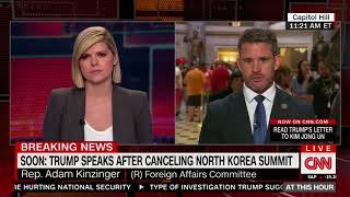 05/24/2018 Rep. Kinzinger on CNN