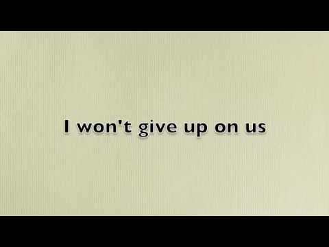 I Won't Give Up - Jason Mraz (Lyrics)